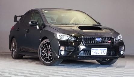 2016  Subaru WRX Sti Sedan