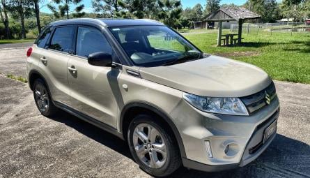 2016 Suzuki Vitara RT-S Wagon