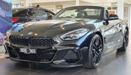 2021  BMW Z4 Sdrive20i M Sport Roadster
