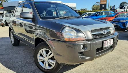 2009  Hyundai Tucson City Elite Wagon