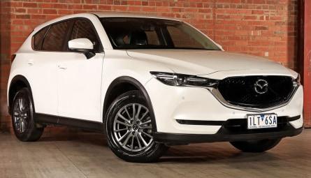 2017  Mazda CX-5 Touring Wagon