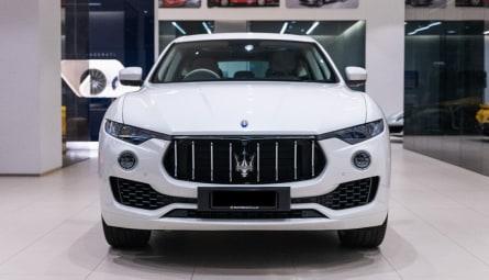 2018  Maserati Levante S Granlusso Wagon