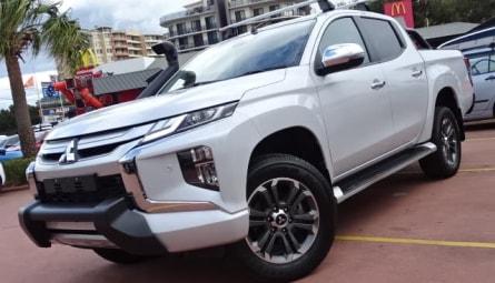 2020  Mitsubishi Triton Gls Premium Utility Double Cab