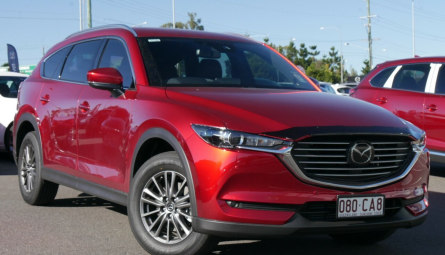 2021  Mazda CX-8 Touring Sp Wagon