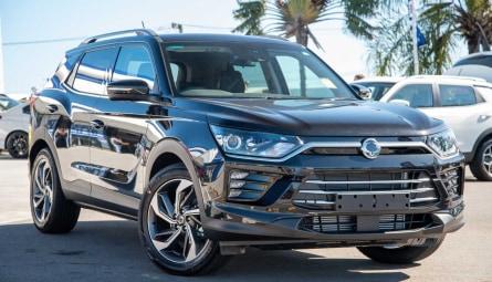 2021  SsangYong Korando Ultimate Wagon