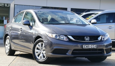 2015 Honda Civic Vi Sedan