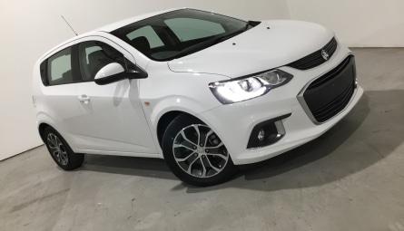 2017  Holden Barina Ls Hatchback