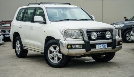 2011  Toyota Landcruiser Altitude Wagon
