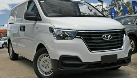 2021  Hyundai iLOADVan