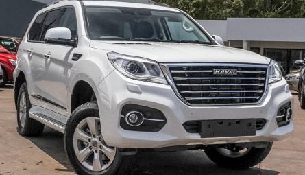 2021 Haval H9 Ultra Wagon