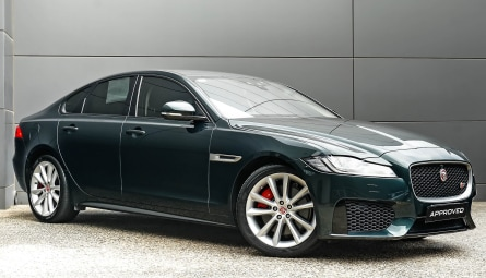 2016 Jaguar XF 30d S Sedan