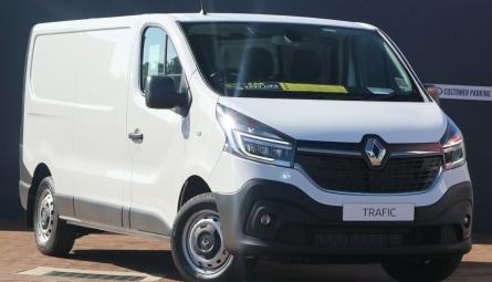 2020 Renault Trafic Pro 85kW Van