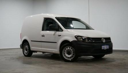2020  Volkswagen Caddy Tsi220 Van