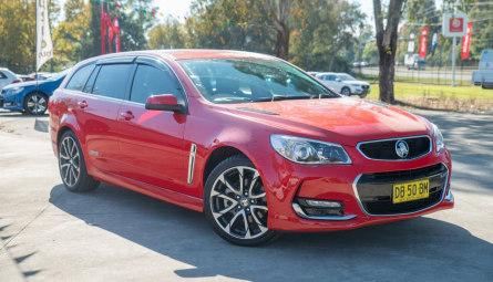 2016  Holden Commodore Ss V Sportwagon