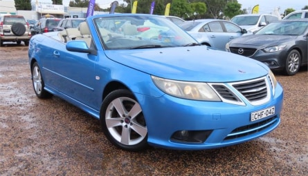2007  Saab 9-3 Vector Convertible