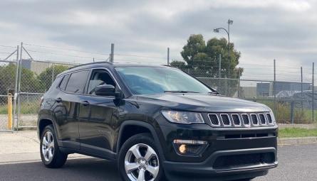 2018 Jeep Compass Longitude Wagon