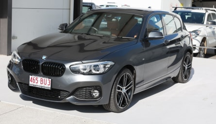 2019  BMW 1 Series 125i M Sport Shadow Edition Hatchback