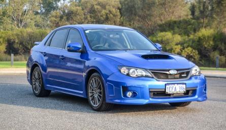 2013  Subaru WRX Premium Sedan