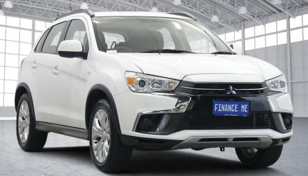 2019 Mitsubishi ASX ES Wagon