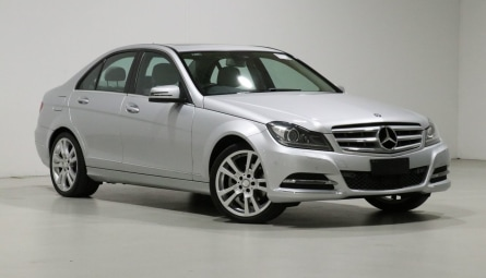 2013  Mercedes-Benz C250 C250 Avantgarde Sedan
