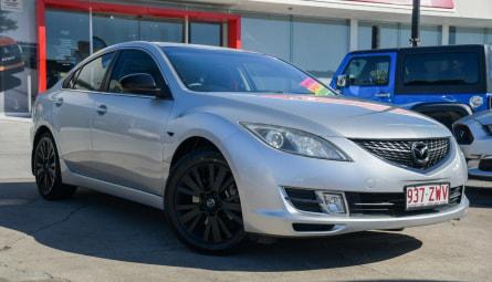 2008 Mazda 6 Classic Sedan