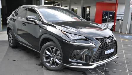 2019 Lexus NX NX300 F Sport Wagon