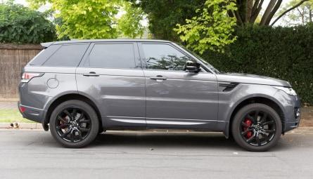 2017  Land Rover Range Rover Sport Sdv6 Autobiography Dynamic Wagon