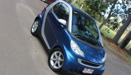 2008  Smart car Fortwo Pulse Coupe