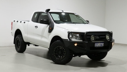 2015 Ford Ranger XL Cab Chassis Super Cab