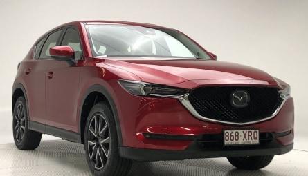 2017 Mazda CX-5 Akera Wagon