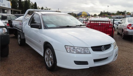 2006  Holden UteUtility Extended Cab