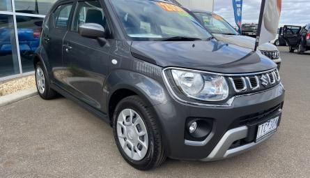 2020  Suzuki Ignis Gl Hatchback