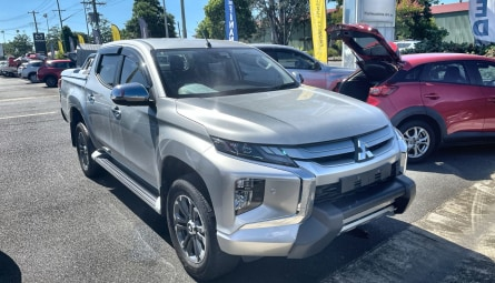 2019 Mitsubishi Triton GLS Premium Utility Double Cab