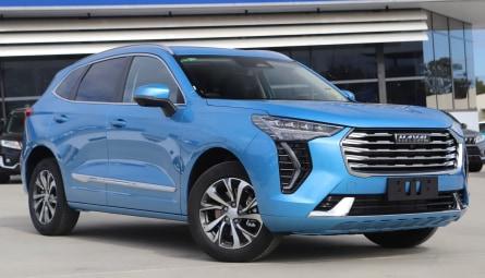 2021  Haval Jolion Lux Le Wagon