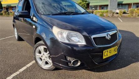 2011  Holden BarinaHatchback