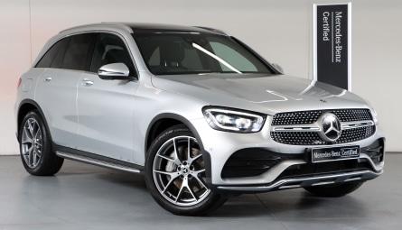 2020 Mercedes-Benz GLC-Class GLC300 Wagon