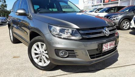 2016 Volkswagen Tiguan 132TSI Wagon
