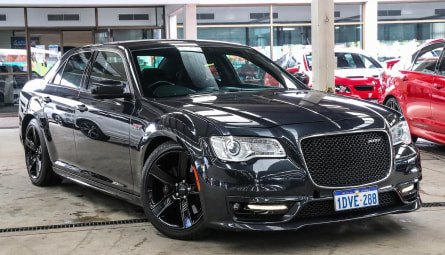 2015  Chrysler 300 Srt Core Sedan