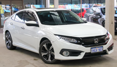 2017 Honda Civic RS Sedan