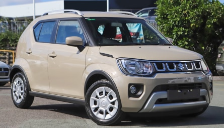 2021  Suzuki Ignis Gl Hatchback