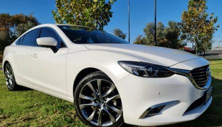 2016  Mazda 6 Gt Sedan