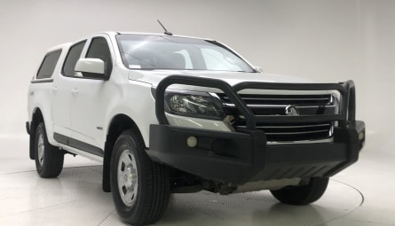 2017 Holden Colorado LS Pickup Crew Cab