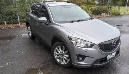 2014  Mazda CX-5 Grand Touring Wagon