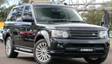2011  Land Rover Range Rover Sport Sdv6 Wagon