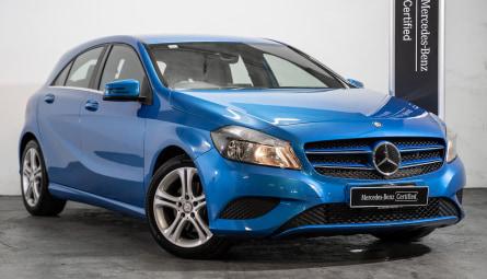 2014 Mercedes-Benz A-class A180 Hatchback