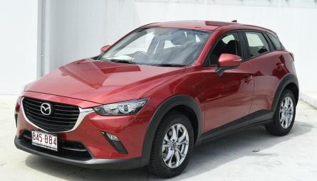 2015 Mazda CX-3 Neo Wagon
