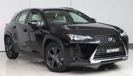 2019  Lexus UX Ux200 Luxury Hatchback
