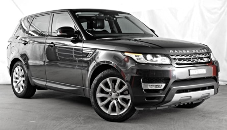 2015  Land Rover Range Rover Sport Sdv6 Hse Wagon