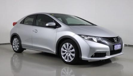 2012  Honda Civic Vti-l Hatchback