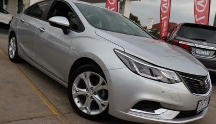 2018  Holden Astra Lt Sedan